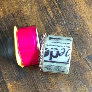 One of a kind bracelet bundle hand picked